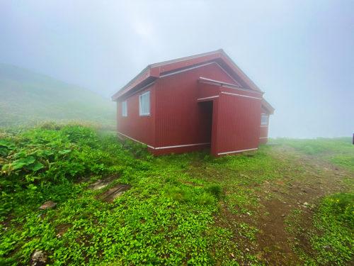 三ノ峰避難小屋